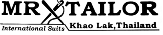 Mr Tailor Khao Lak Logo